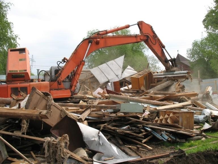 Если дом снесли, как снять его с кадастрового учета?