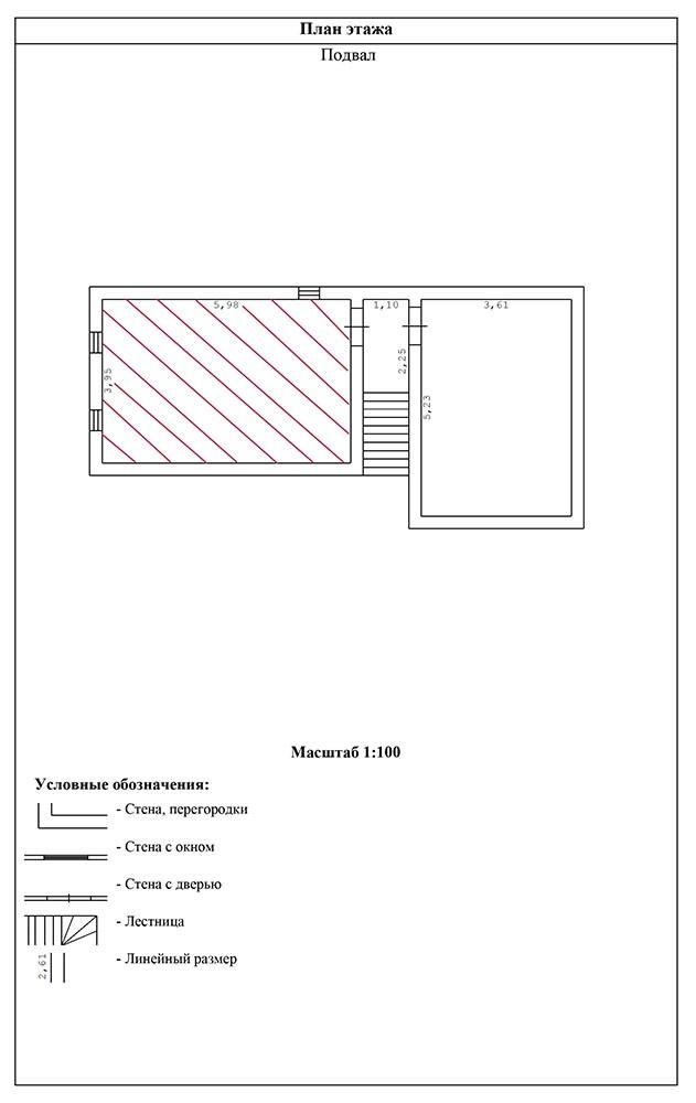 Выделение части помещения, регистрация аренды