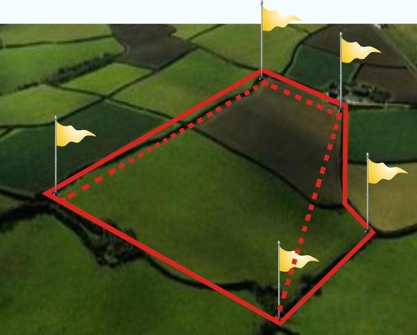 Генеральный план земельного участка