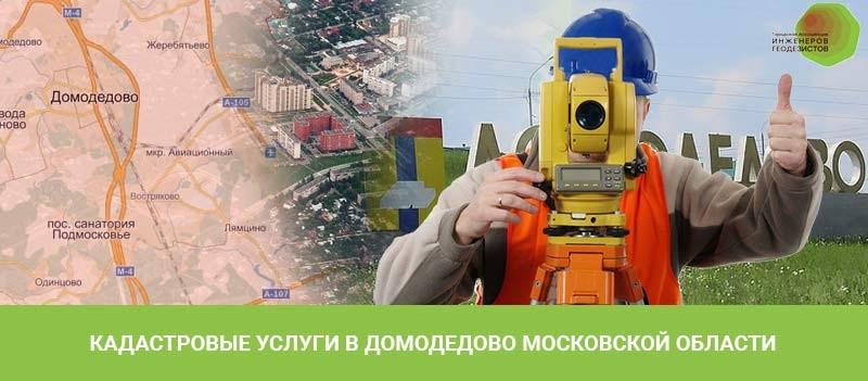 Кадастровый инженер Домодедово Фото